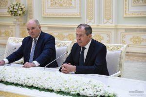 Uzbekistan And Russia